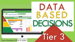 Using Tier 3 Data to Make Decisions