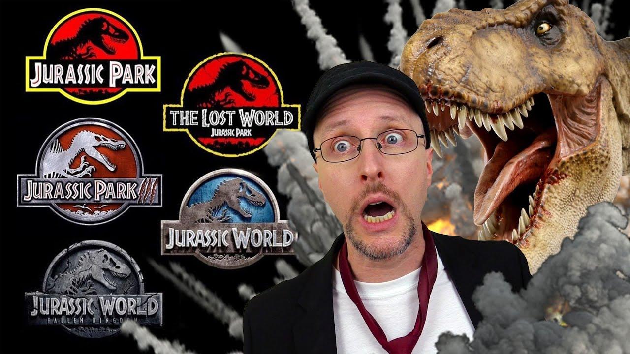Download All Jurassic Park Movies - Nostalgia Critic