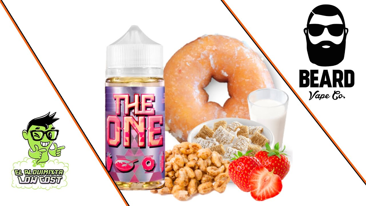 Vapercata Beard Vape Co: The One | Postre o Desayuno