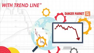 HOW TO DETECT BULLISH AND BEARISH WITH TREND LINE