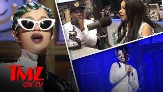 Cardi B's Baby Wasn't Planned! | TMZ TV