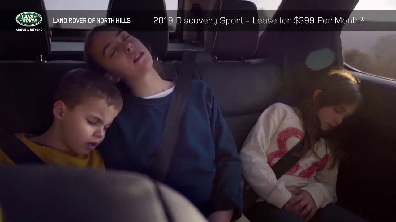 Land Rover North Hills | 2019 Land Rover Discovery Sport ...