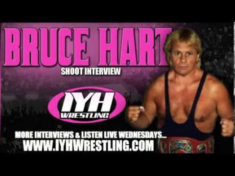 Bruce Hart In Your Head Wrestling Shoot Interview