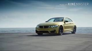 BMW M4 Ultimate drifting in edge of ship New Car WhatsApp Status