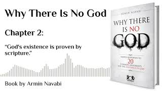 Why There Is No God - Chapter 2 - Audiobook