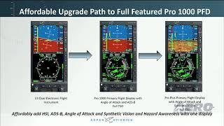 Aero-TV: Aspen Avionics - AEA 2018 New Product Introduction