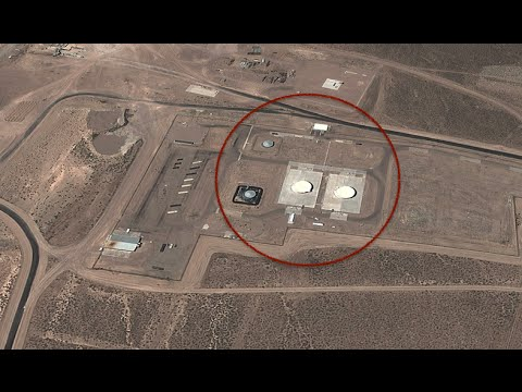Area 51 Complete Google Earth Tour Secrets of 2014/2015 - FindingUFO