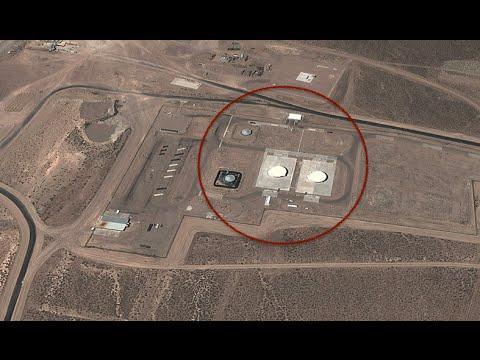 Area 51 Complete Google Earth Tour Secrets of 2014/2015 - FindingUFO