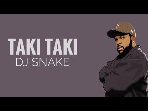 Taki Taki DJ Snake Gomez Ozuna Cardi | Edit Song Mp3 |