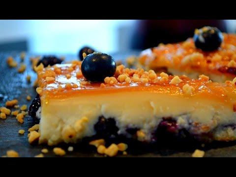 Flan p tissier l 39 ancienne la cuisine de monica doovi for La cuisine de monica