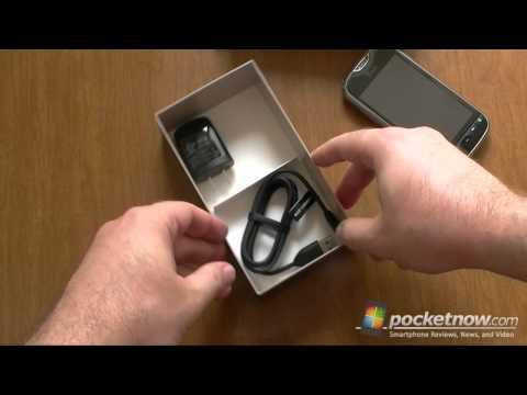 HTC MyTouch 4G Slide Unboxing