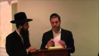 הרב יעקב בן חנן הרצאה בניו - גרזי החשיבות של פגם הברית