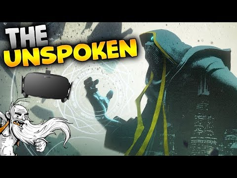 "The Unspoken VR Gameplay - ""LOOK MOM I'M HARRY POTTER!!!"" Oculus Virtual Reality Let's Play"