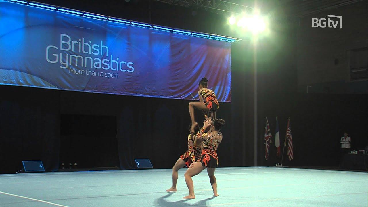 Ashas gymnastics at Jam Hops 5-20-17 - YouTube
