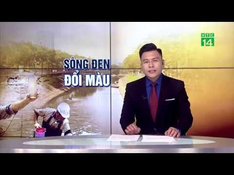Sông Tô Lịch sau 20 ngày được làm sạch thí điểm | VTC14