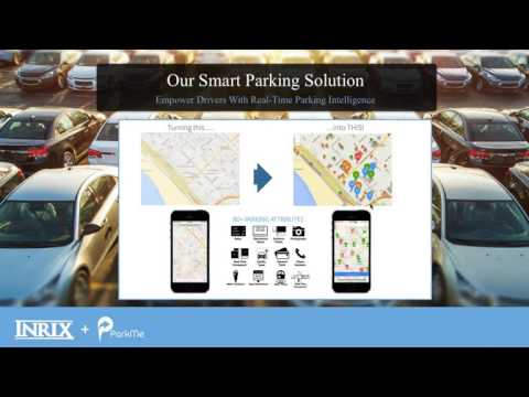 Utilize Big Data To Improve Parking and Traffic for Universities