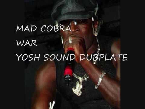 MAD COBRA - WAR - SLENG TENG REFUELLED - YOSHSOUND DUBPLATE