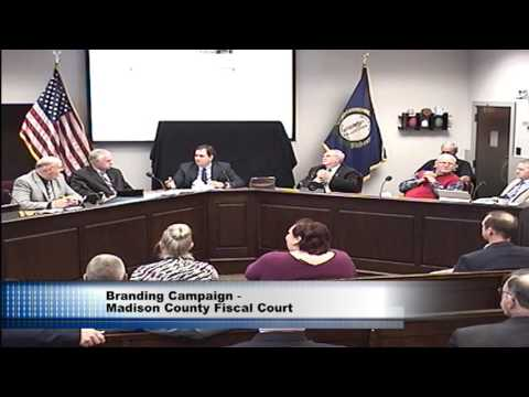 Madison County Fiscal Court - 1-24-2017