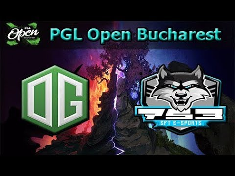 OG vs SFT e-sports | Group Stage | EU Qualifier | PGL Open Bucharest