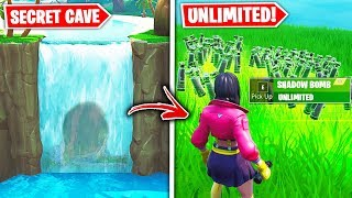 Top 10 WORST Fortnite SEASON 9 Glitches THAT BROKE THE GAME!