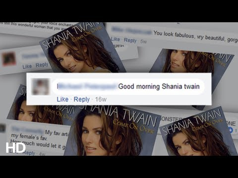 Bob Delmont - A Shania Twain song directly from comments on social media