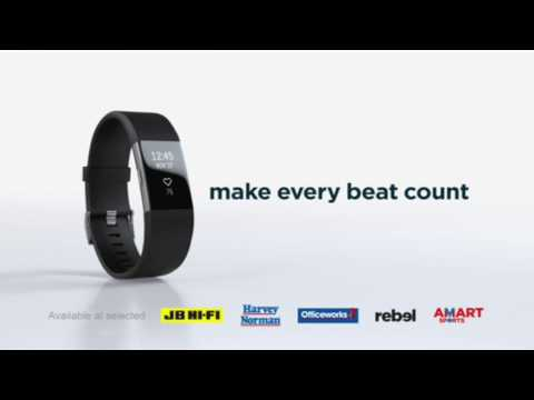 Fitbit Charge 2 TV Commercial 2016