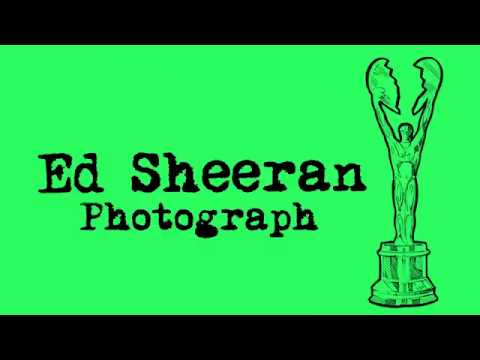 Ed Sheeran   Photograph Official Audio Lyrics in description