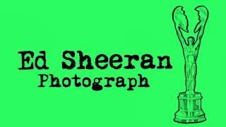 Ed Sheeran   Photograph Official Audio Lyrics in description
