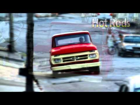 [Revista Hot Rods] Ford F100 1968 com Motor Dodge