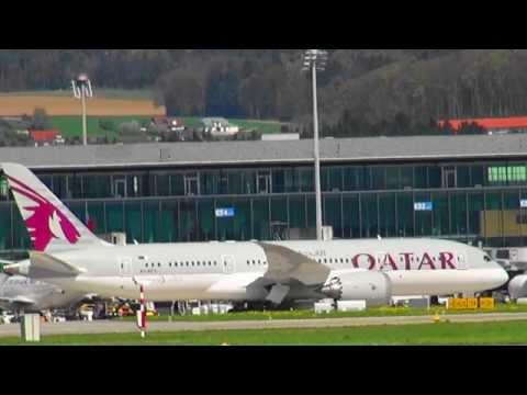 Flughafen Zürich Airport 2014 04 10