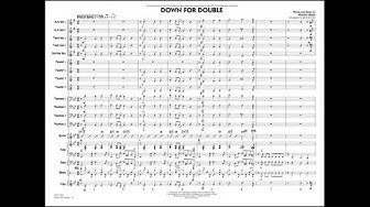 Down for Double by Freddie Green/arr. Rick Stitzel