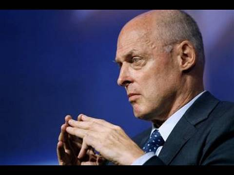 Calling Out Hank Paulson