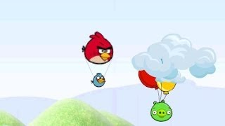 Angry Birds and Pigs - Gioco gratis online Gameplay Magicolo 2014