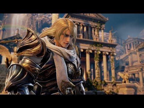 SOULCALIBUR VI - Siegfried Reveal Trailer | PS4, X1, PC