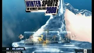 Winter Sports: The Ultimate Challenge 2008 [Wii Gameplay]