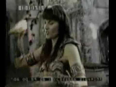 Xena // Everybody Dance Now! (behind The Scenes) ~