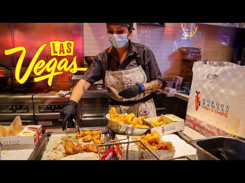 Gordon Ramsay FISH And CHIPS Fast Food Restaurant In LAS VEGAS!