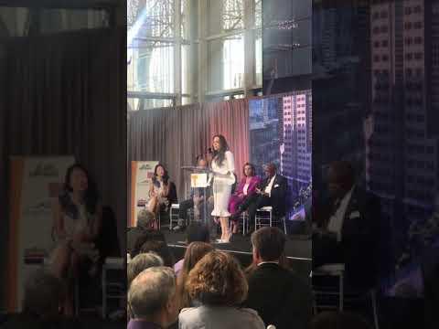 Maria Ayerdi Kaplan Speech At Salesforce Transit Center San Francisco Ribbon Cutting 8 10 2018