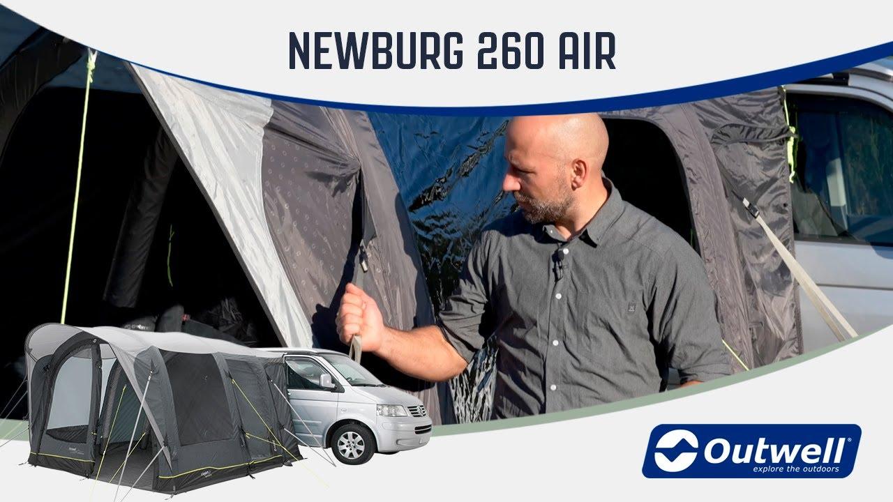 Köp Outwell Newburg 260 Air Husbilstält 270 300 cm hos