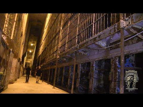 Ohio State Reformatory - Behind the Bars