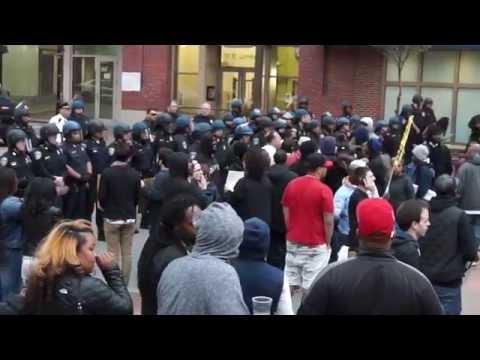 Baltimore: April 25th, 2015