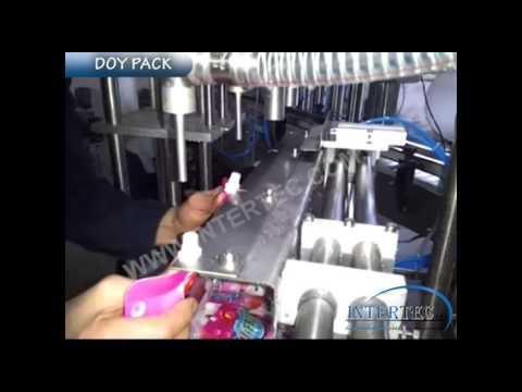 Maquina Ensambladora De Tapas Tipo Doy Pack Pet Light Doovi