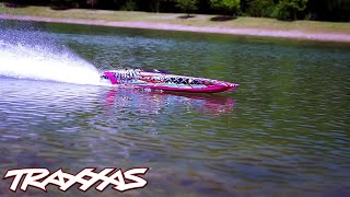 50+ MPH on the Water | Traxxas DCB M41 Widebody