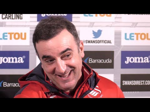 Carlos Carvalhal Full Pre-Match Press Conference - Newcastle v Swansea - Premier League