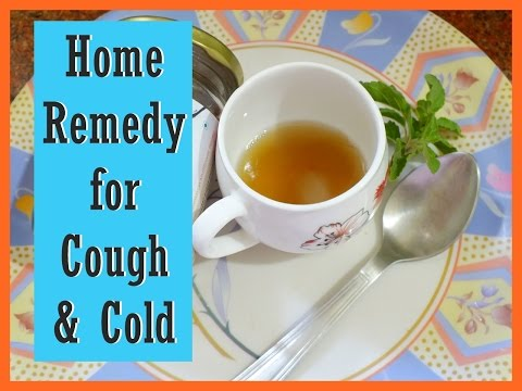 Home Remedy for Cough & Cold | Kadha Recipe | Indian Mom on Duty