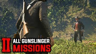 Gambar cover All Gunslinger Missions and Duels (The Noblest of Men, And A Woman) - Red Dead Redemption 2