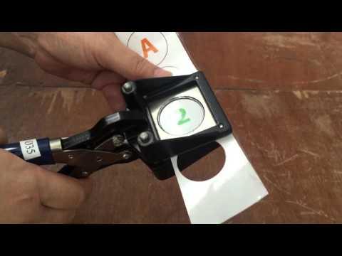 รีวิวเครื่องตัดกระดาษ รุ่นมือถือ Print2u