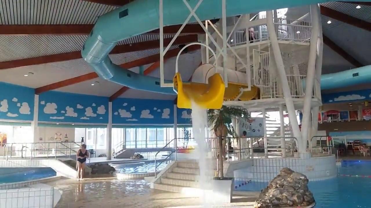 Zwembad Roompot De Parel Domburg Zeeland Nederland Youtube