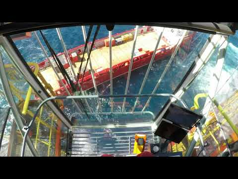 FS Cygnus supply vessel at the Armada Kraken FSPO 9 8 17