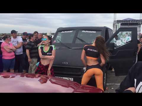 Автозвук RBR Russian Bass Restart Сальск 4 июня 2017 года